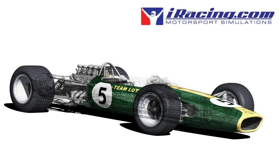 iRacing: Lotus 49 will go on pre-sale later this week! | Toys not ...