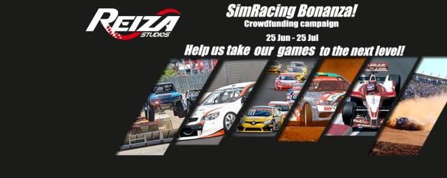 Simracing Bonanza logo
