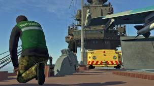 Kuznetsov Aircraft Carrier (2)
