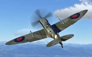 Spitfire IX (2)